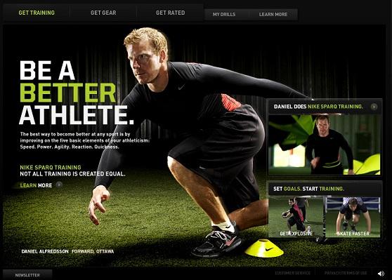 Nike advertisement analysis essay