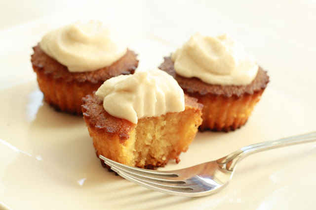 citronové bezlepkové muffiny