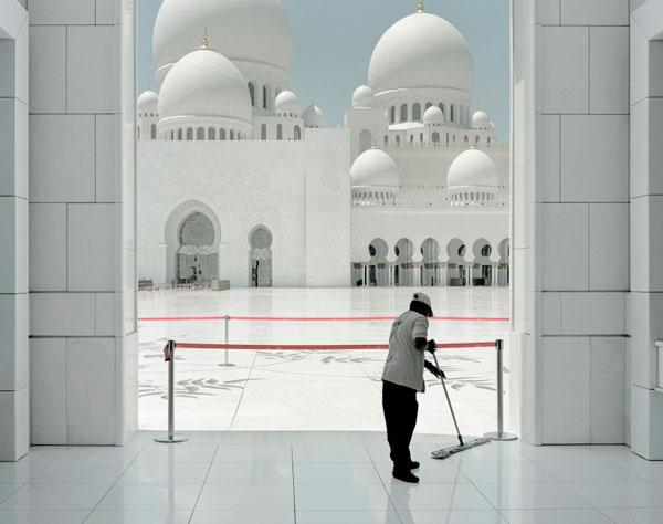 Akos Major - Mosque