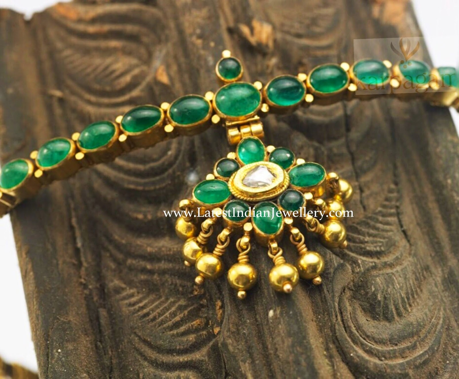 Traditional Emeralds Addigai