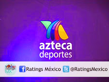 Ratings México (Domingo 13 de Julio 2014):