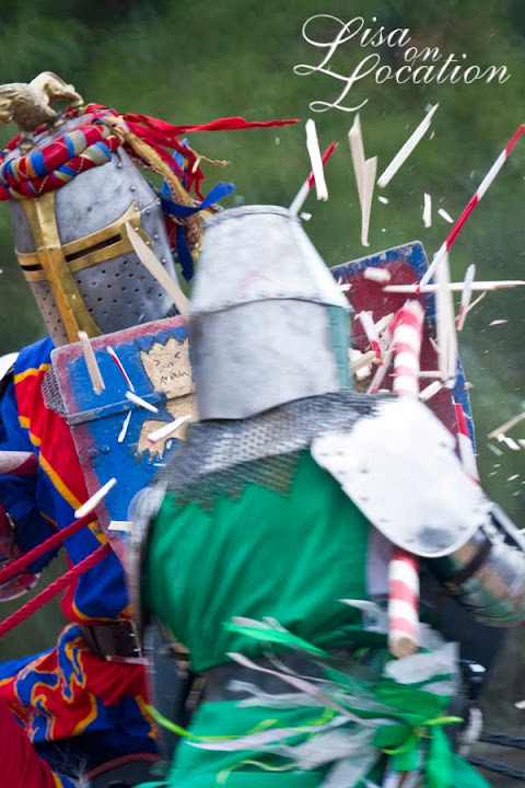 Texas Renaissance Festival 2012, Lisa On Location Photography, Austin, New Braunfels, San Marcos and San Antonio. Jousting knights. Canon 7D FD 500mm f/8 reflex lens.