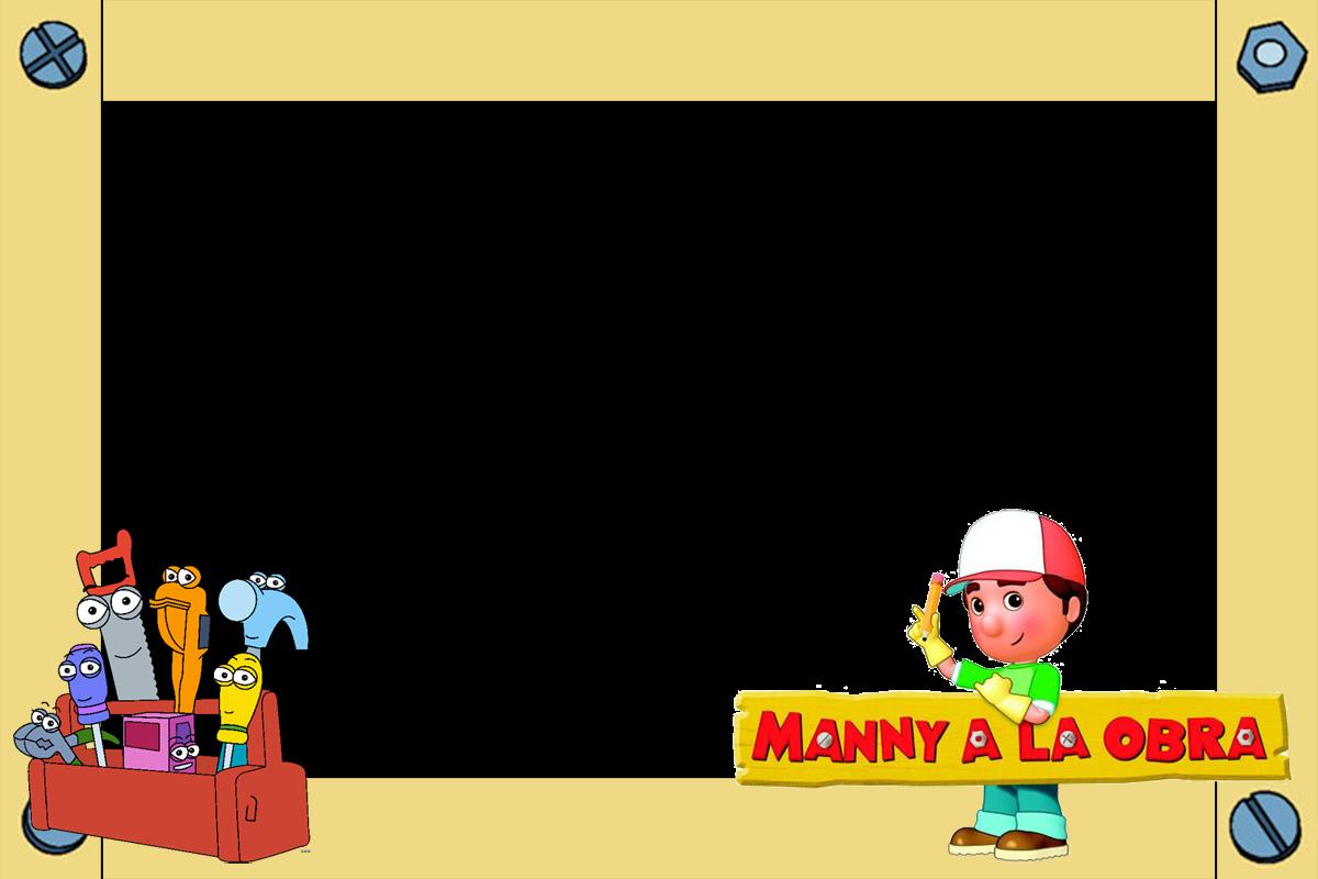 Marcos de fotos de manny manitas marcos gratis para - Bob el manitas ...