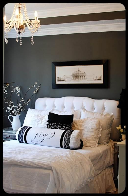 gallery for grey master bedroom ideas
