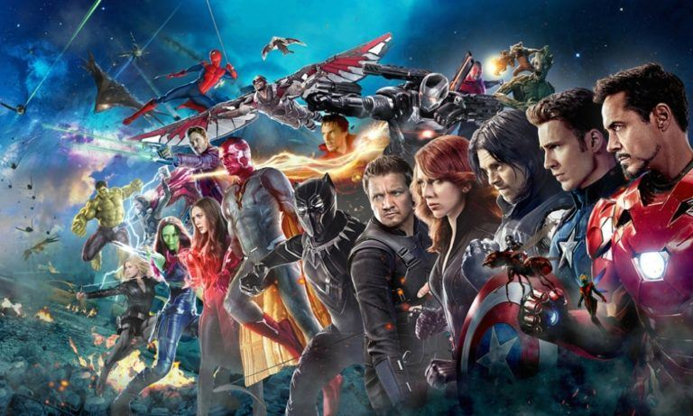 Marvel - Todos os Filmes e Séries 2018 Filme 1080p 720p BDRip Bluray FullHD HD completo Torrent