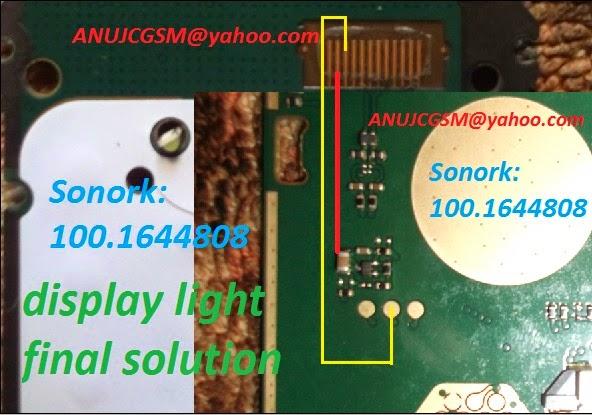 Cara Perbaiki Jalur Lcd Nokia 105 Dan Jalur Lampu Lcd Nokia  Teknik