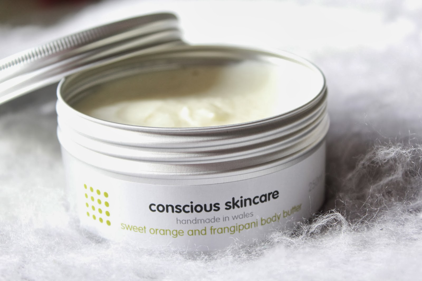 Consious Skincare Body Butter