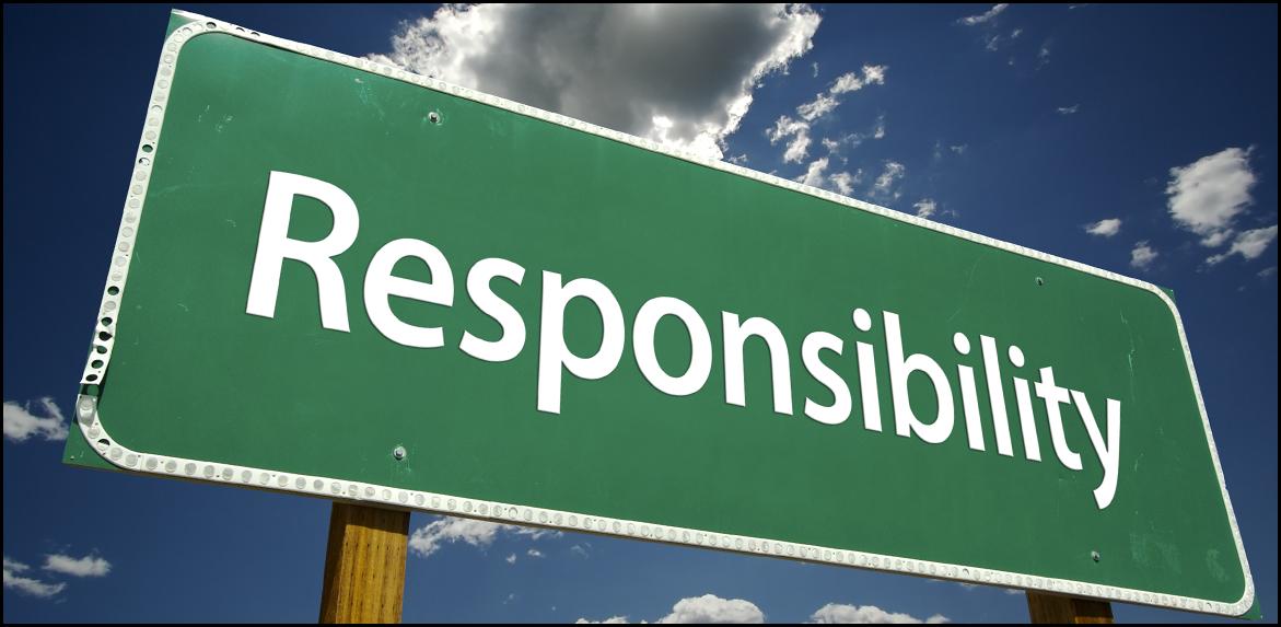 Kết quả hình ảnh cho Take Full Responsibility