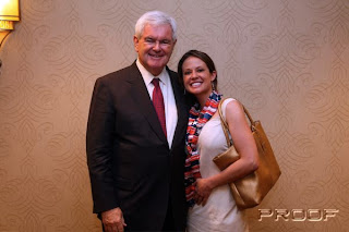 Newt Gingrich - GOP Candidate for President