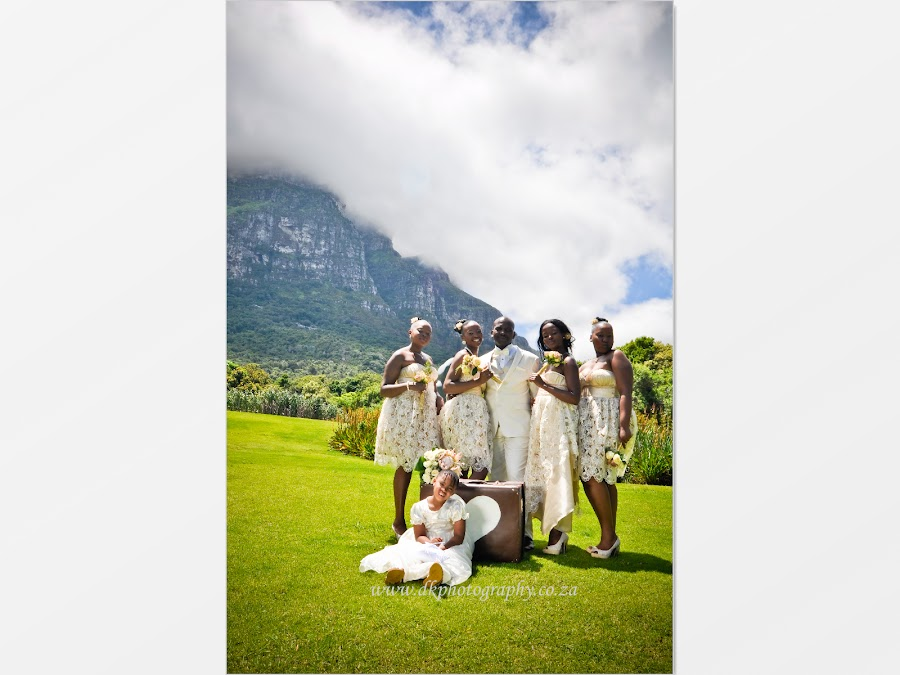 DK Photography Slideshow-1619 Noks & Vuyi's Wedding | Khayelitsha to Kirstenbosch  Cape Town Wedding photographer
