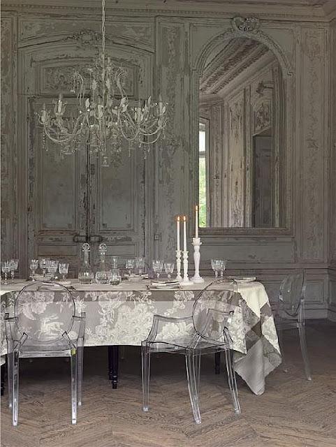 Maison de ballard 2012 fall color trends le jacquard francais table linens - Jacquard francais paris ...