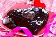 Cake Cokelat Sayang