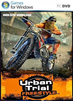 Urban Trial Freestyle PC Cover