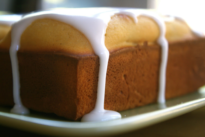Gluten and Dairy Free Vanilla Coconut Pound Cake!