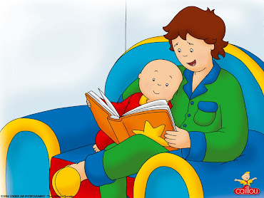 #1 Caillou Wallpaper