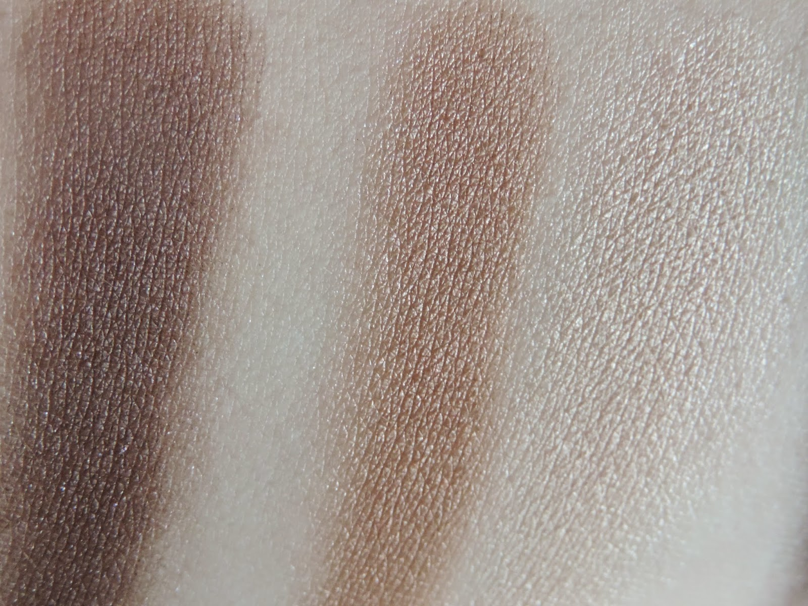Swatches From Left: Shade 1, Shade 3, Shade 2