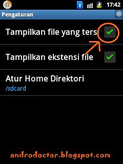 Cara mengubah gambar default musik Android - Drio AC, Dokter Android