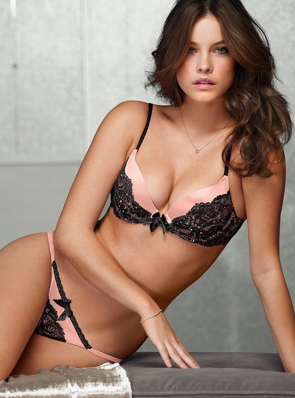 Barbara Palvin for Victoria's Secret Lingerie, November 2012