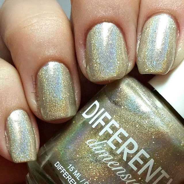 swatcher, polish-ranger | Different Dimension Absolute Zero swatch