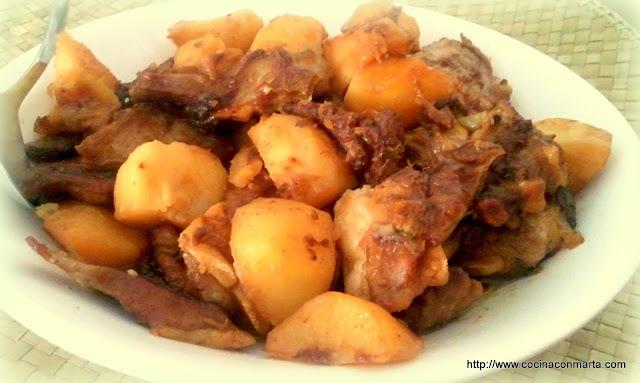 Cocina con marta recetas f ciles r pidas y caseras cuchara for Comidas caseras faciles