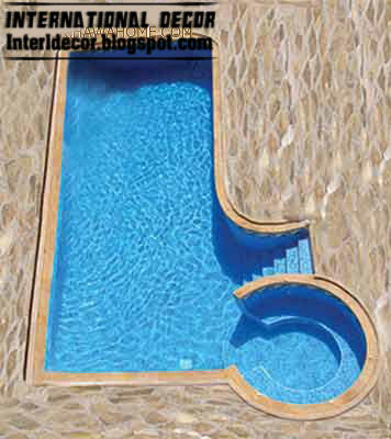outdoor swimming pool including children's wadding 2015