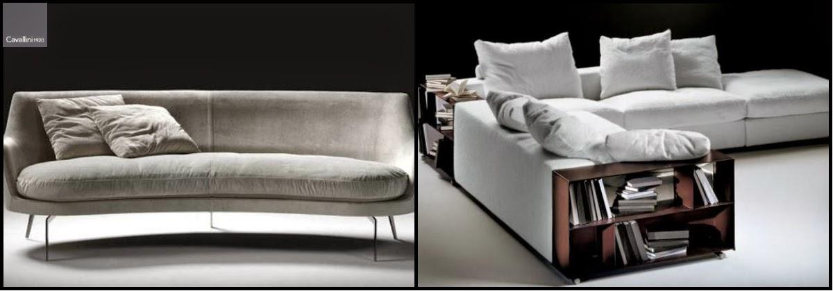 Divani flexform e l esclusiva scelta di divani - Tipi di divano ...