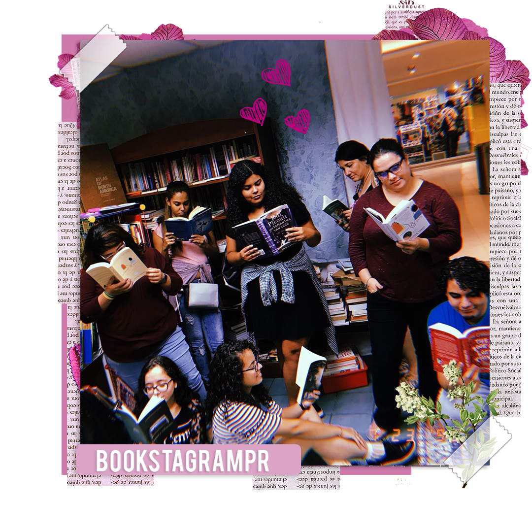 Bookstagram PR
