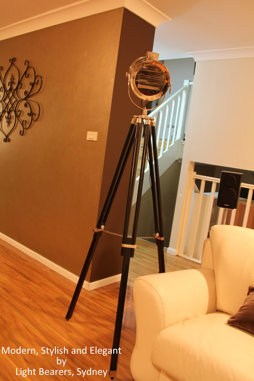 Marine tripod floor lamps marine nautical tripod floor lamps quite simply these floor lamps add style to your room mozeypictures Choice Image