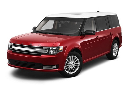 2013 Ford Flex Limited AWD EcoBoost Externals