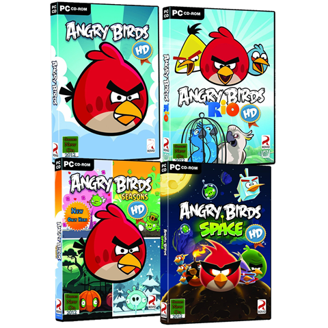 angry birds para nintendo ds descargar