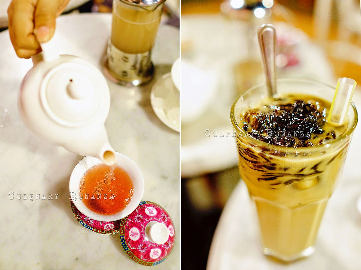 Teh Anti Flu IDR 20.273 easier Es Kopi Cincau