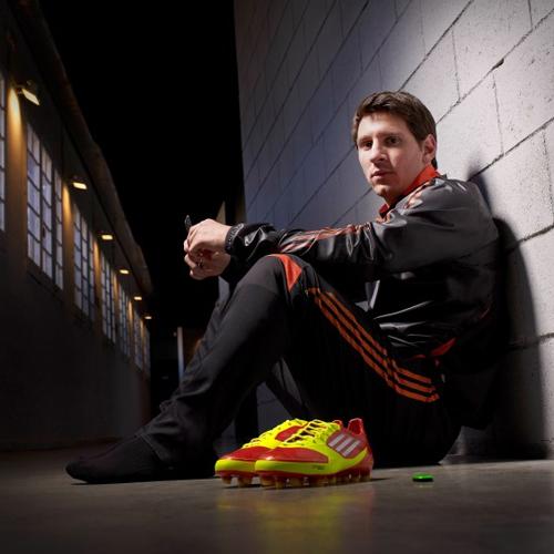 Messi adizero f50 miCoach