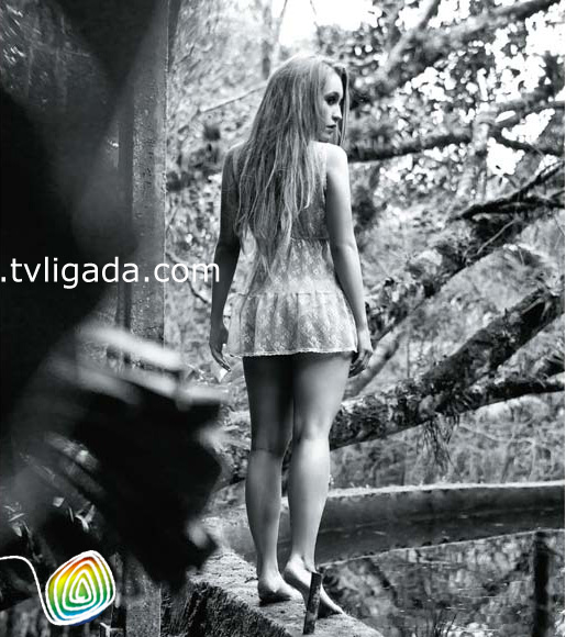 Junyor Veja As Fotos Que Carla D Az Fez Para A Revista Vip De Julho