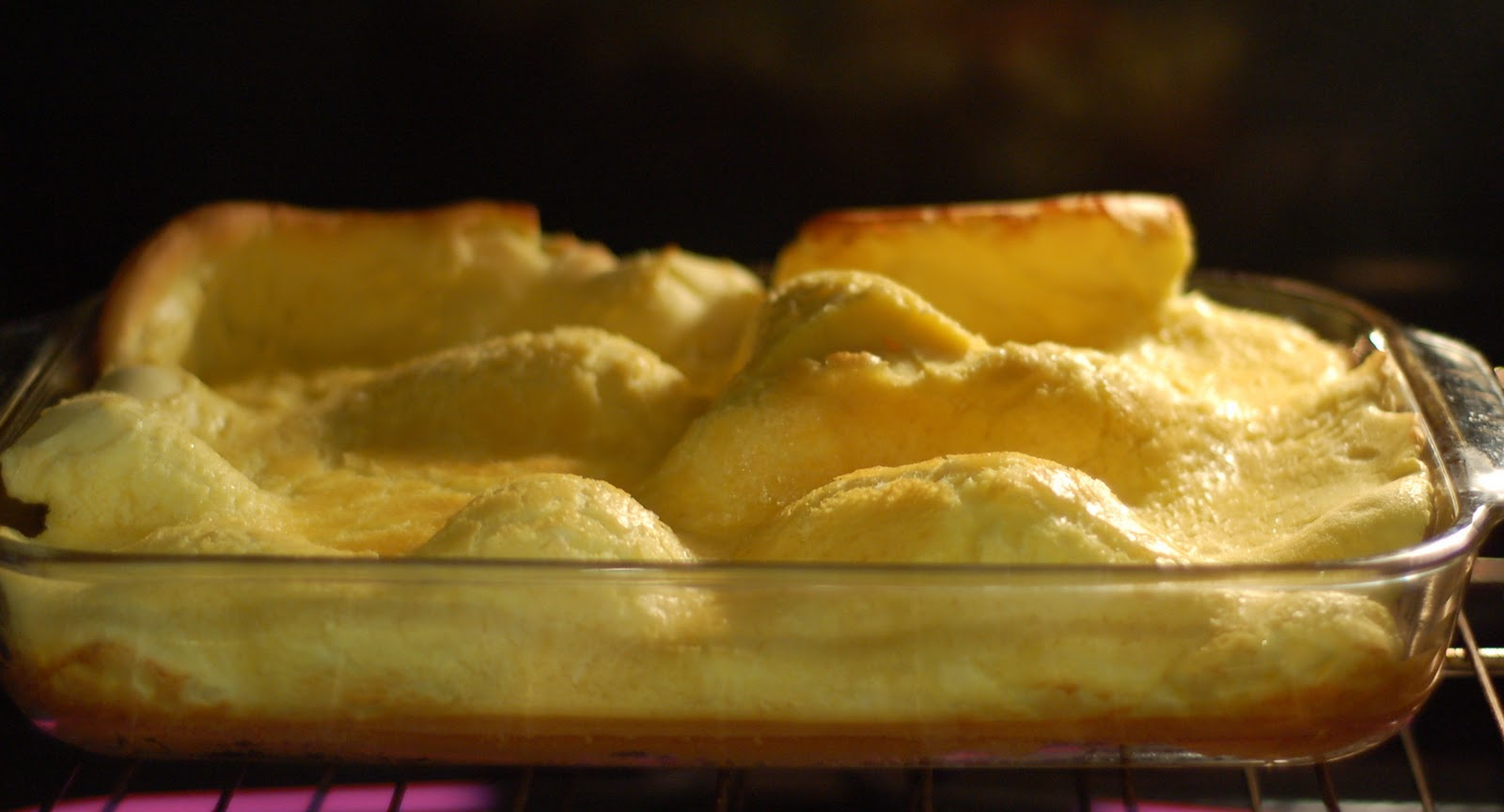 ... that is very similar to a German Pancake but with a bit of a twist