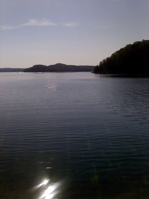 Beautiful Dale Hollow Lake