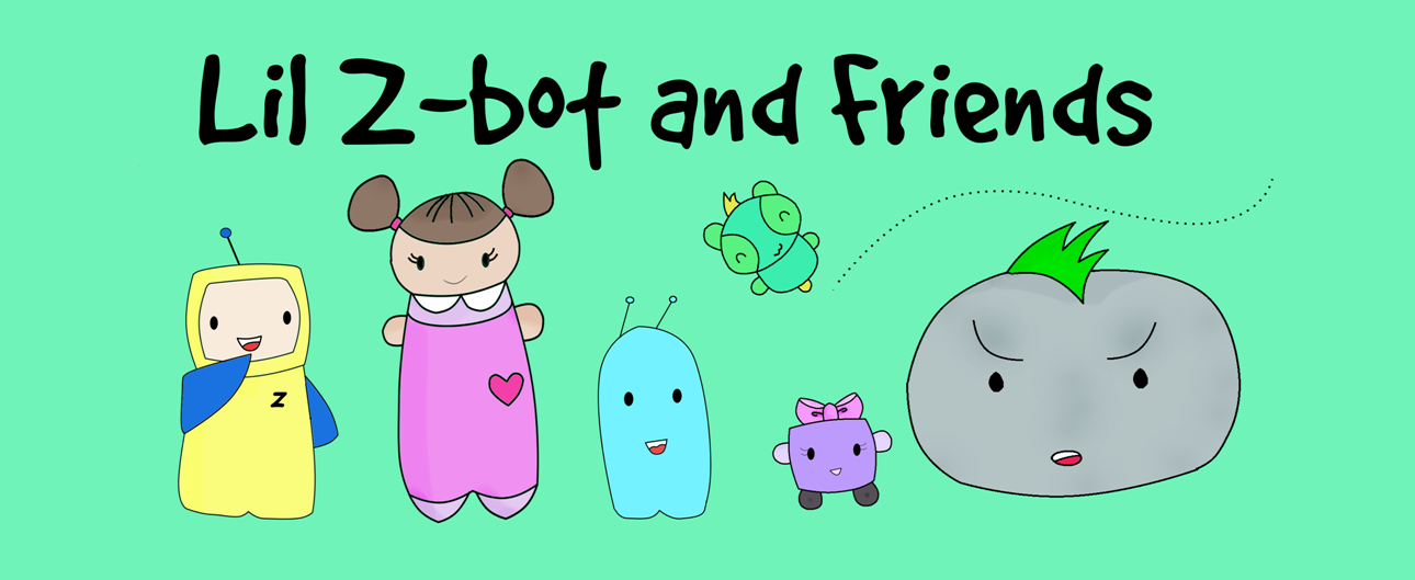 Lil Z-bot & Friends