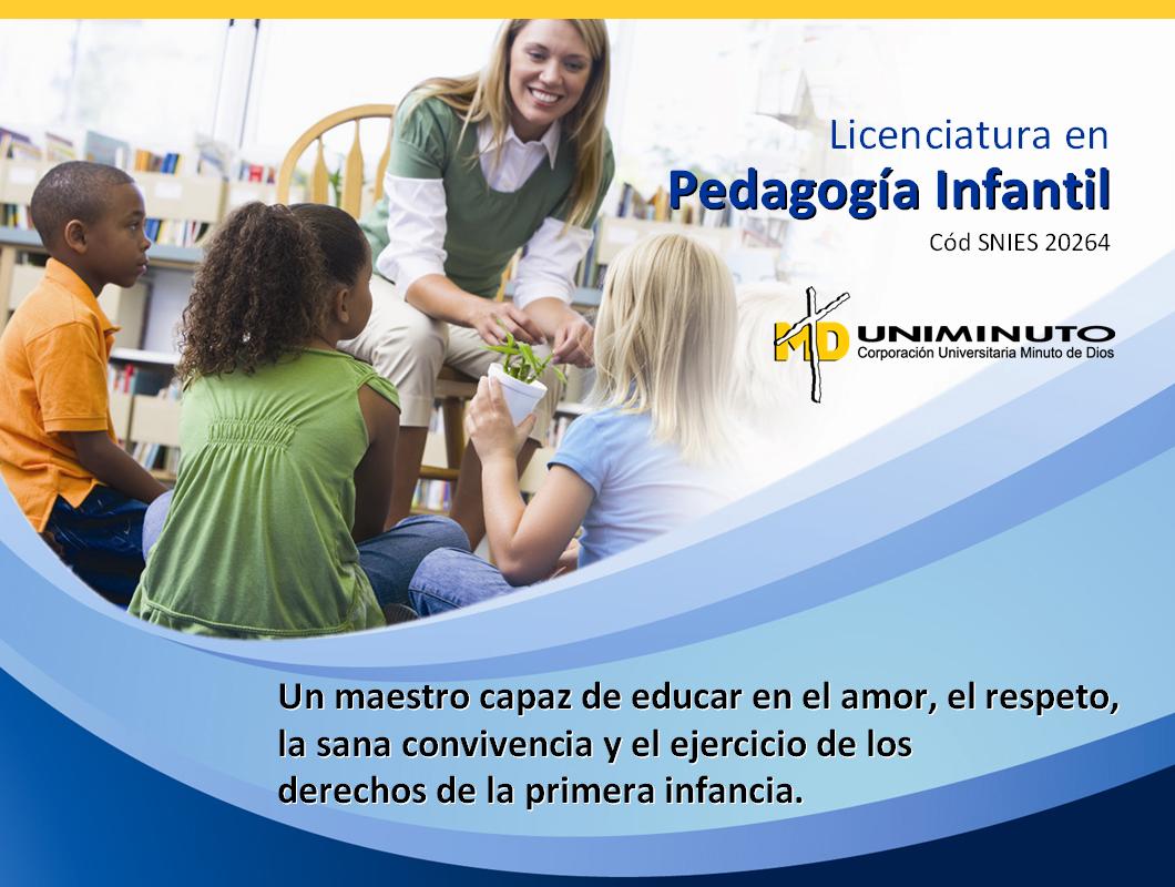 Cursos de pedagogia infantil