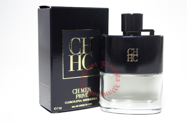 Carolina Herrera CH Men Prive Miniature Perfume