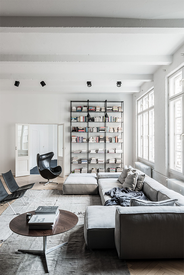An Amazing Loft in Berlin