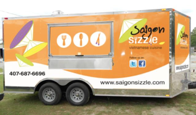 Orlando Food Truck: Vietnamese Saigon Sizzle Debuts