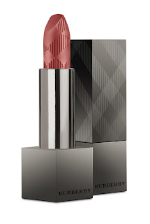 burberry beauty lip velvet pink amber