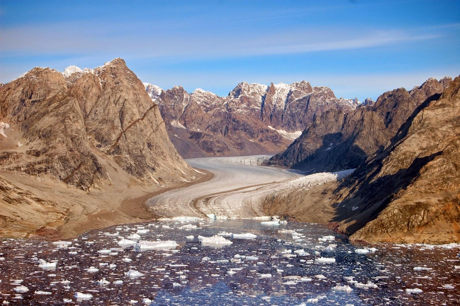 Cosmogenic dating glaciers in ohio