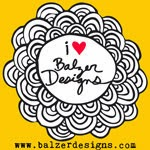 Julie Balzer Designs blog