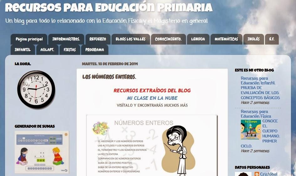 http://cristobalef.blogspot.com.es/2014/02/los-numeros-enteros.html