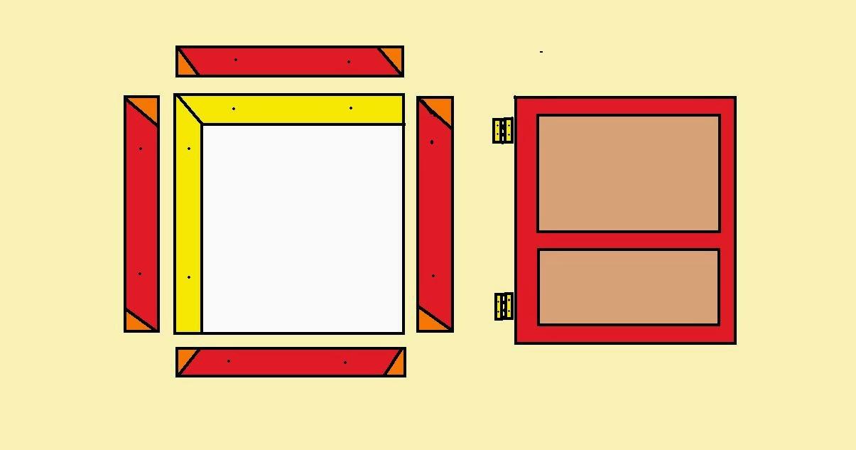 Carpinteria haciendolo uno mismo mochetas o marco donde - Condensacion en las ventanas ...