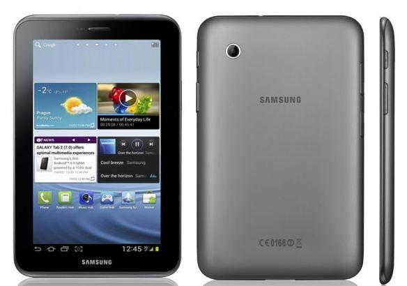 Samsung Galaxy Tab 2 7.0 P3100