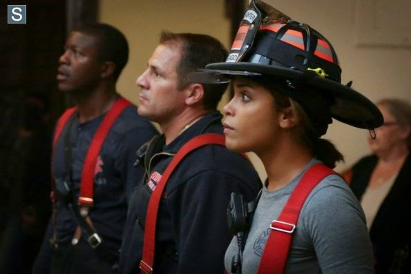 Chicago Fire - The Nuclear Option - Review