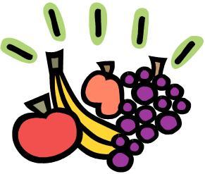 Fruit - Meyvalar - Resimli