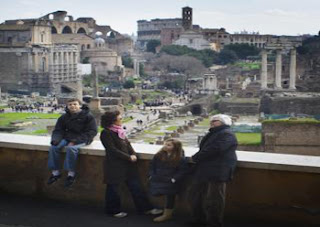 Family Vacation Tour over view-Italy