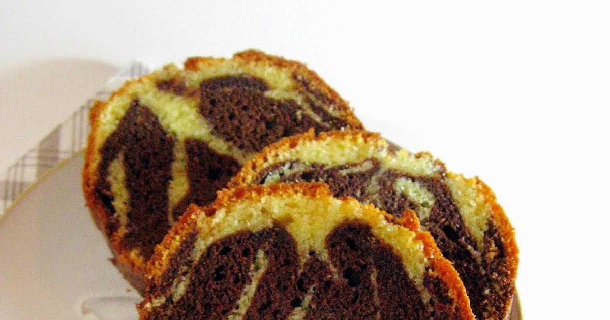 J 39 En Reprendrai Bien Un Bout Cake Marbr Au Chocolat